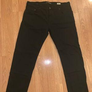 Mavi Zach Straight Leg Jeans 38x30